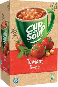 Cup-a-Soup tomaat met croutons, pak van 21 zakjes
