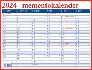 Mementokalenders