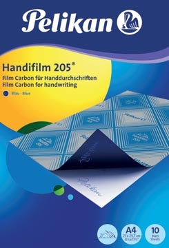 Pelikan carbonpapier Handifilm 205, etui van 10 vel