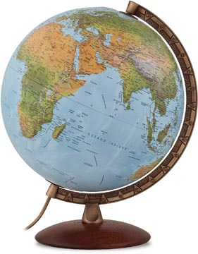 Wereldbol Primus, diameter 30 cm, Nederlands