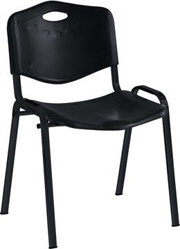 EOL bezoekersstoel Anthra+