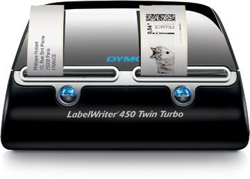 Dymo beletteringsysteem LabelWriter 450 Twin Turbo
