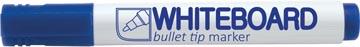 Crown whiteboardmarker blauw