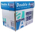 Double A Premium printpapier ft A4, 80 g, doos van 2500 vel